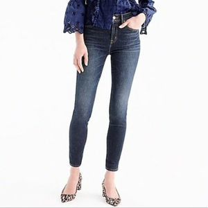 J. Crew 25 Short Matchstick Skinny Jeans Ankle